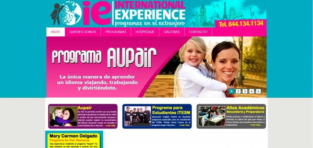 Internationalexperience.net