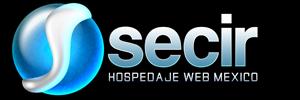 SECIR Hospedaje Web México