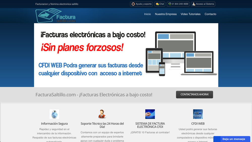 Facturasaltillo.com