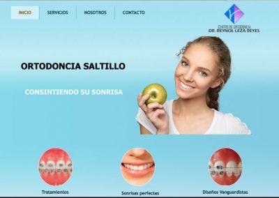 Ortodonciasaltillo.com